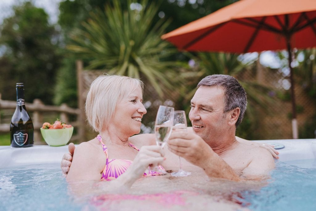 Hot Tub Holidays in Devon