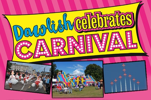 Devon Summer Holidays must-see Dawlish Carnival