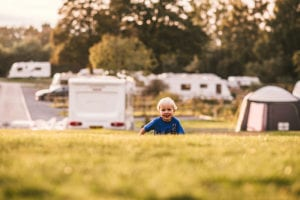 Motorhome Sites Family Holiday Park Devon