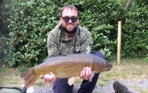 Coarse Fishing Holidays Devon