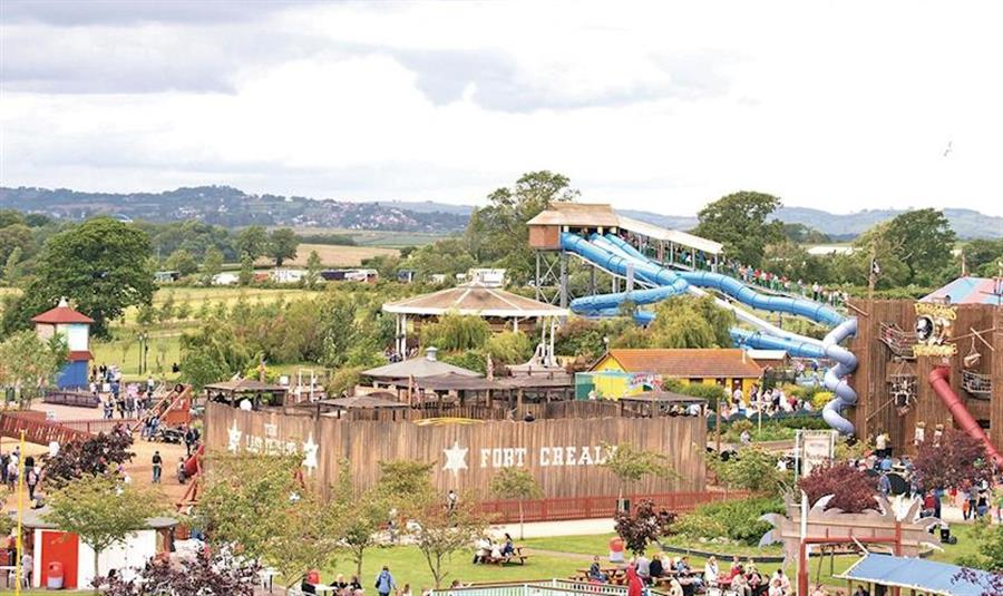 crealy great adventure park and resort exeter devon wide