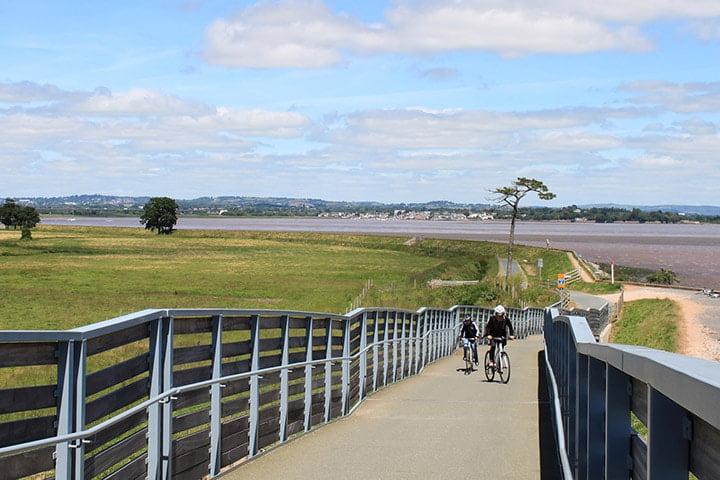 Cycling Holdays Devon