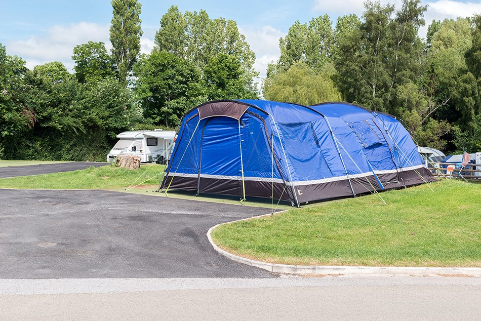 Accessible Pitch Accommodation Image