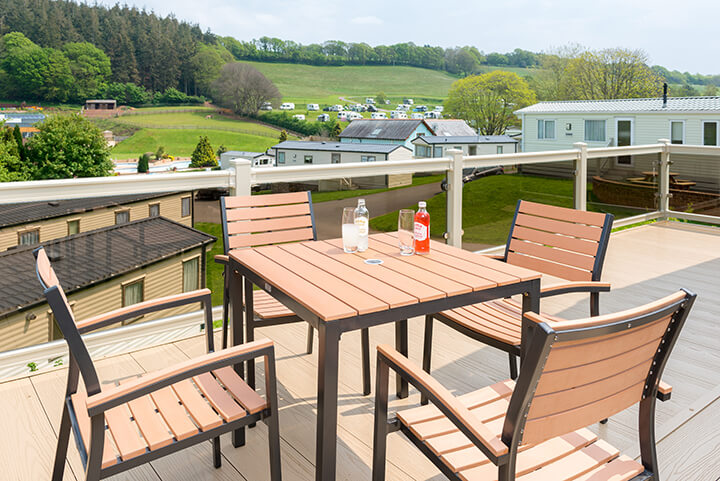 Hot Tub Holiday Homes in Devon