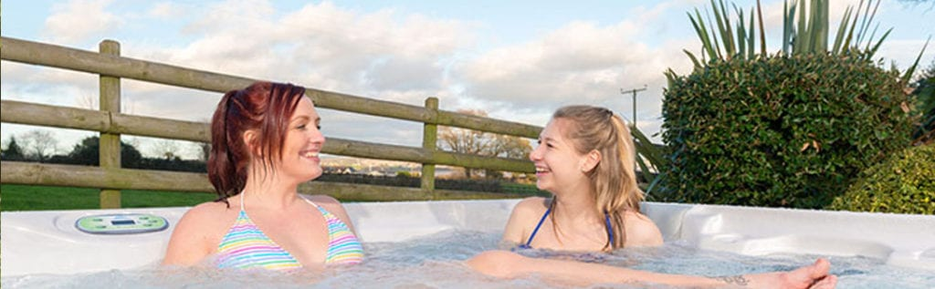hot tub holiday devon