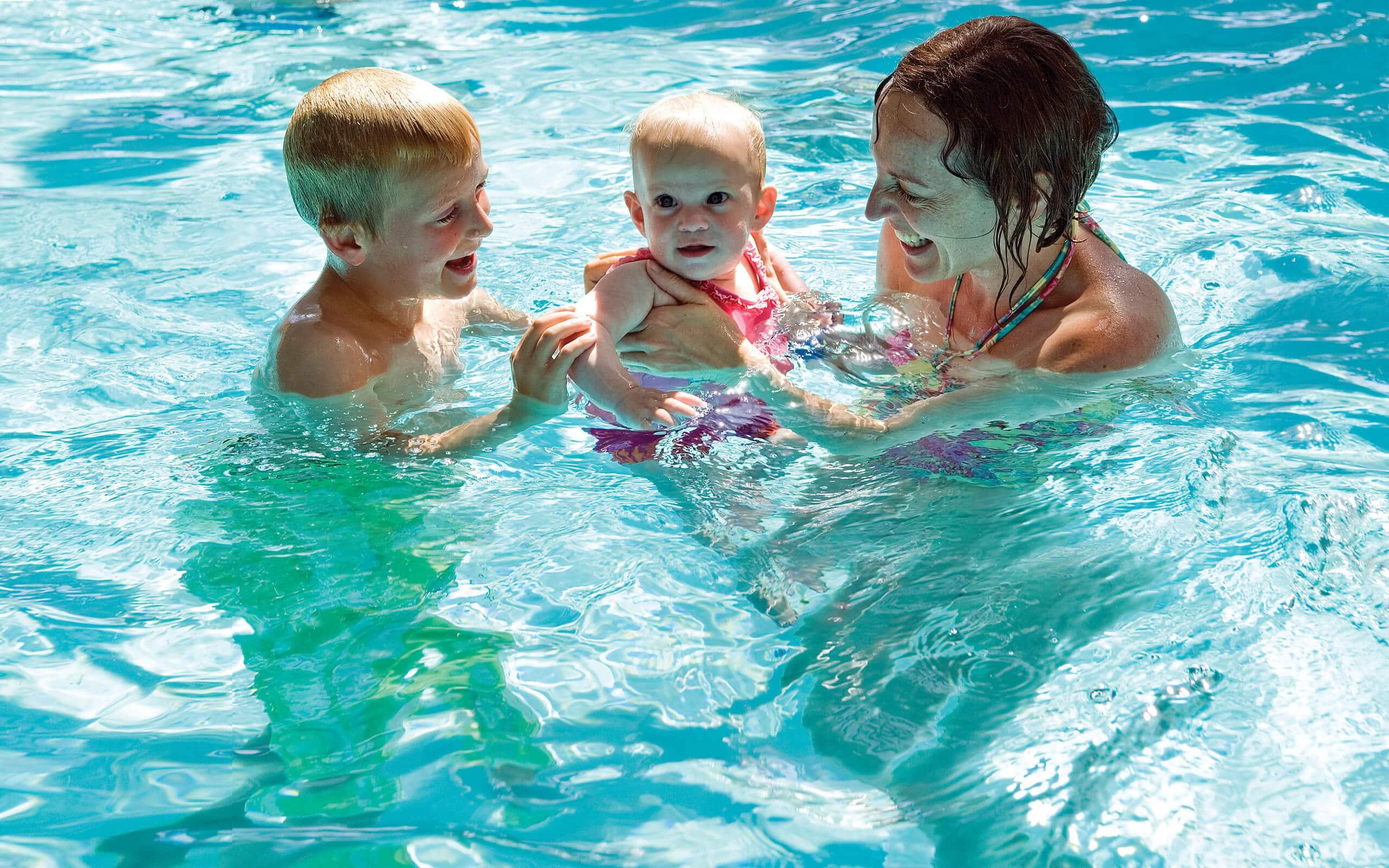 Swimming Pools Devon Cofton Holidays Your Glorious Corner Of Devon