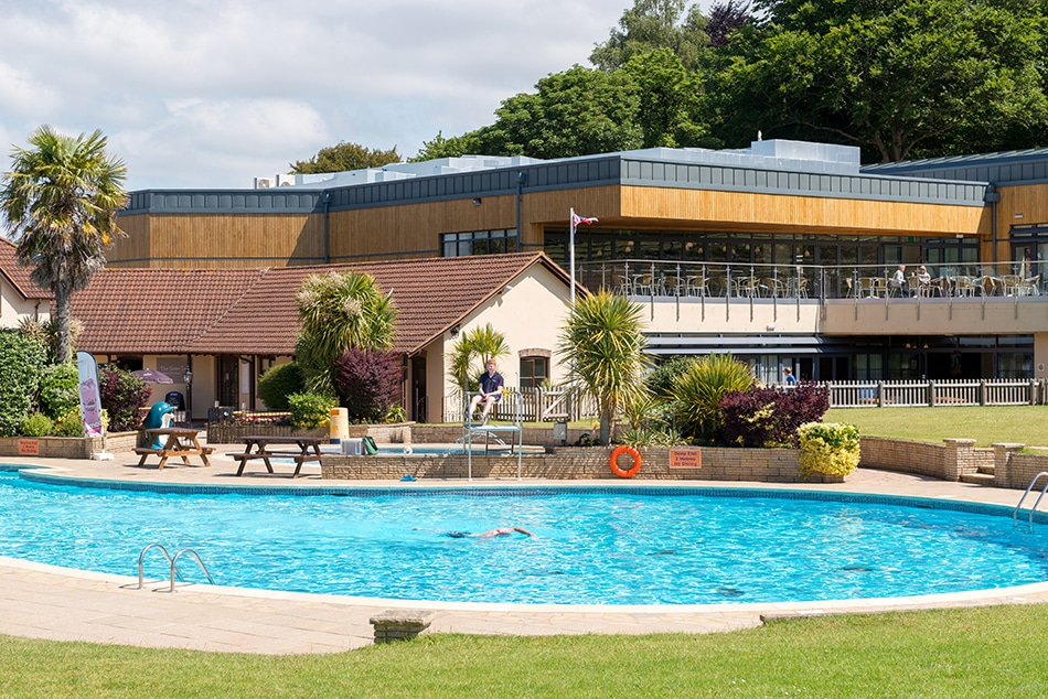 Award Winning Holiday Park Devon Cofton