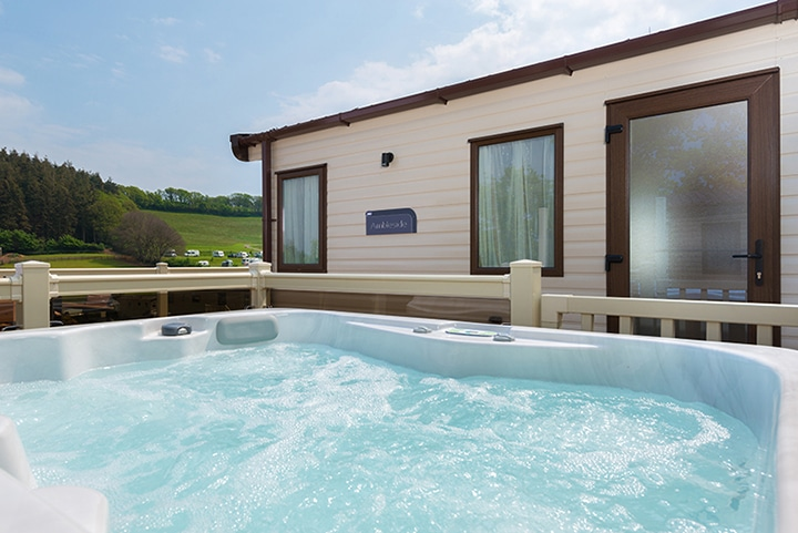 Award Winning Hot Tub Holiday Homes Devon