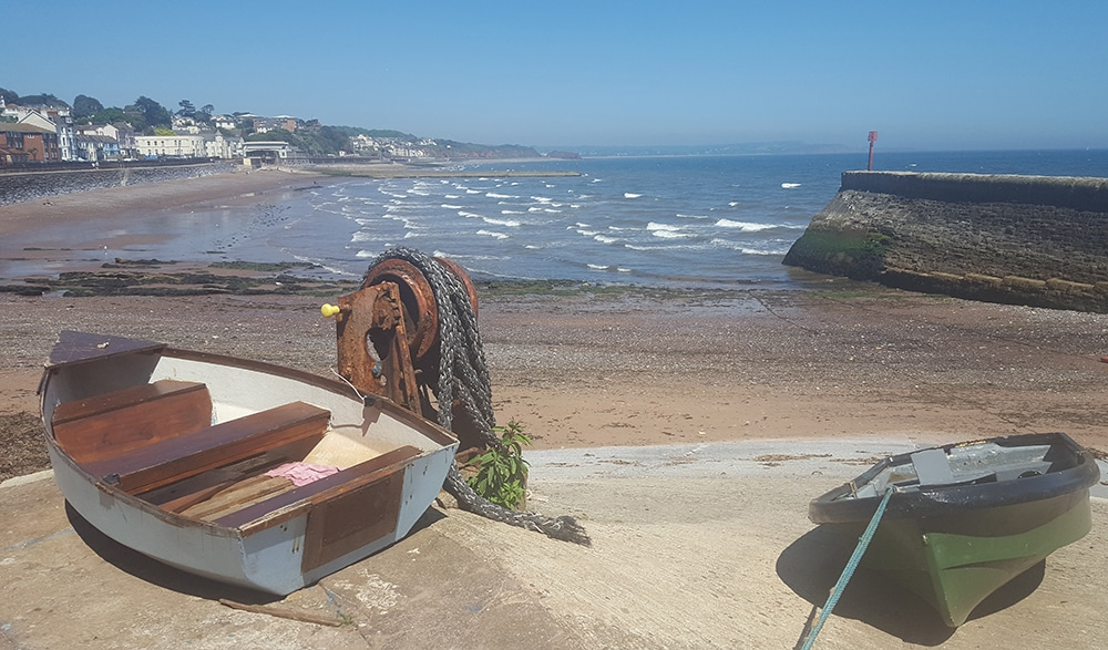 South Devon Beaches