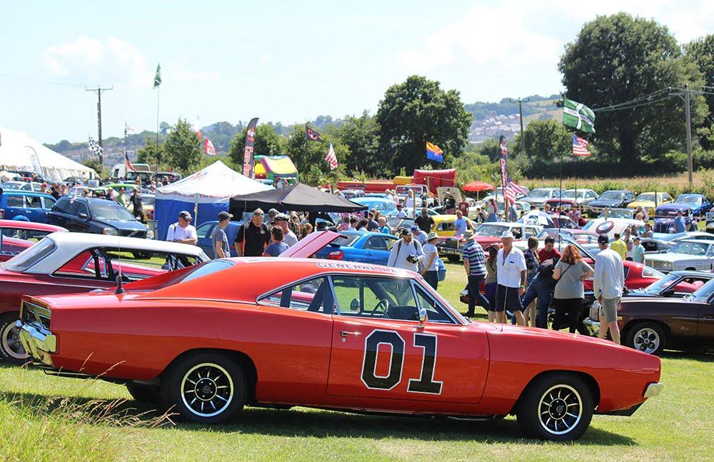 Cofton American Car Show
