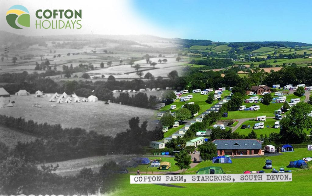 Cofton Holidays Then & Now