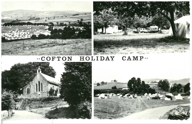 Cofton Holiday Camp - Old Days