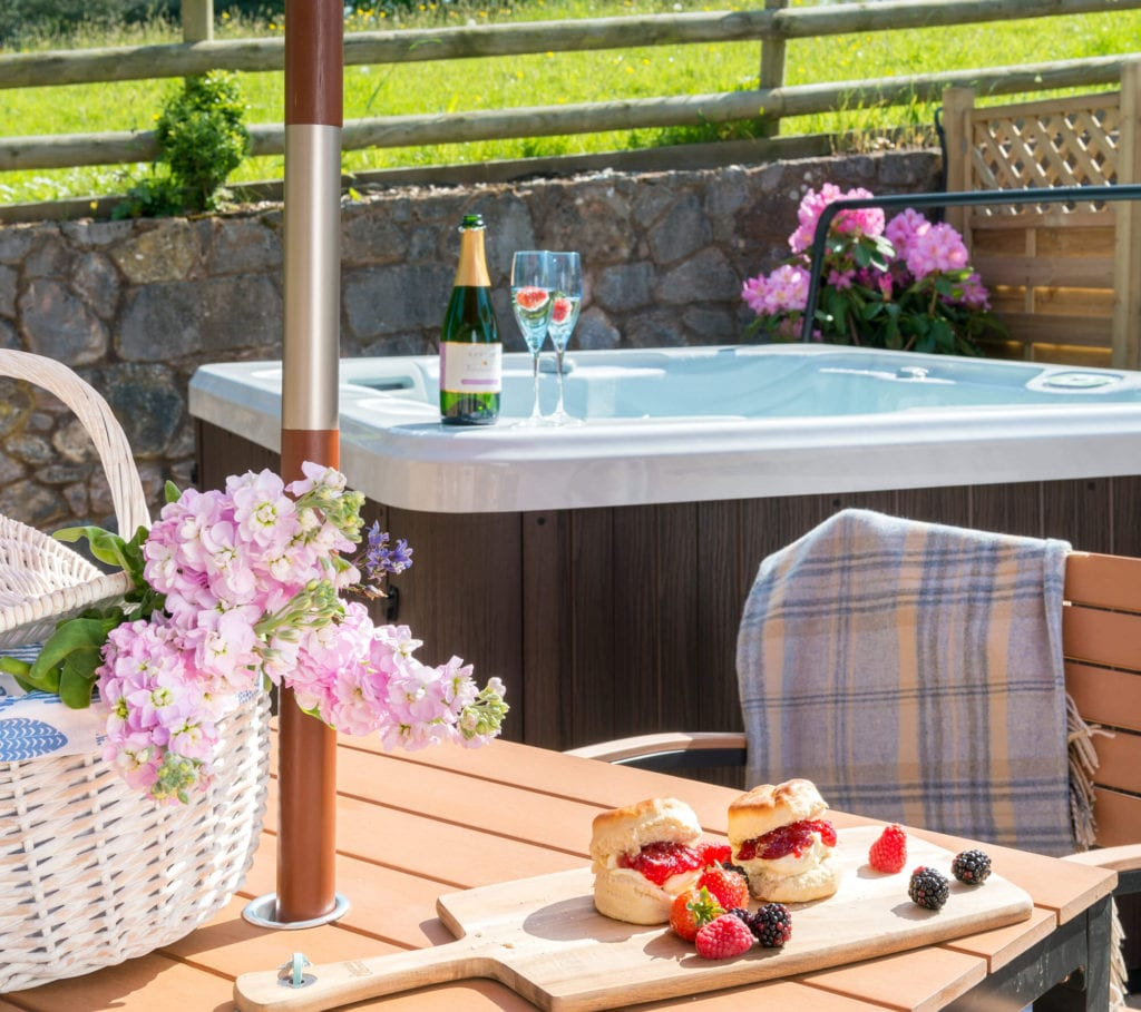 The Linney Hot Tub Cottage | Luxury Cottages | Short Breaks with Hot Tubs | Cofton Holidays
