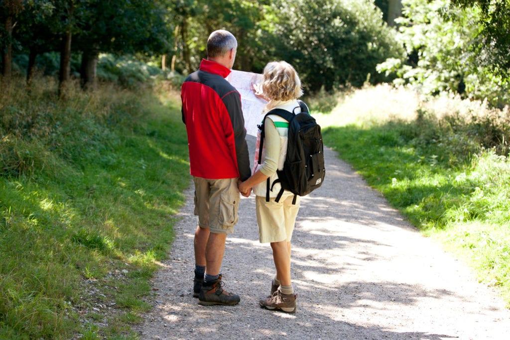 Walking Short Breaks in Devon