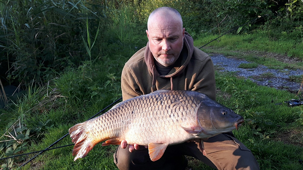 Carp fishing lakes devon