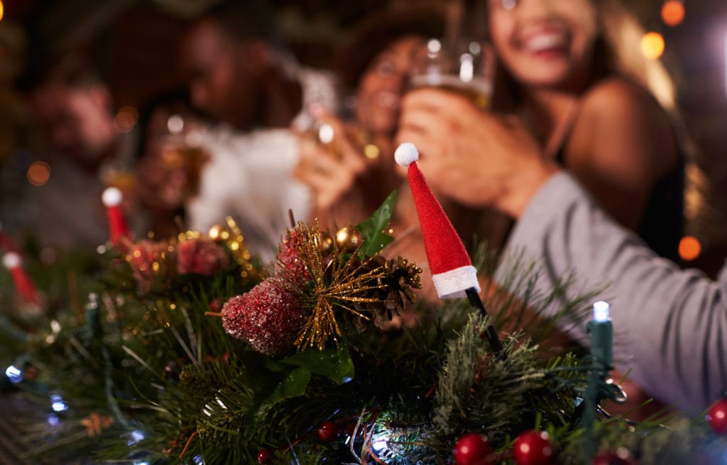 Cofton Christmas Parties in South Devon