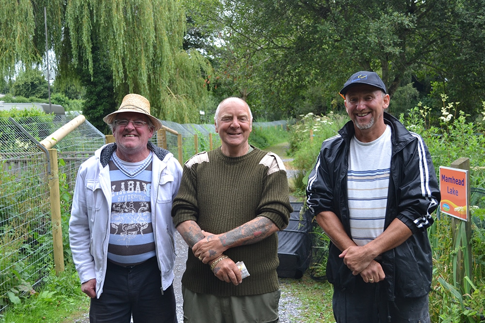 Cofton coarse fishing holidays
