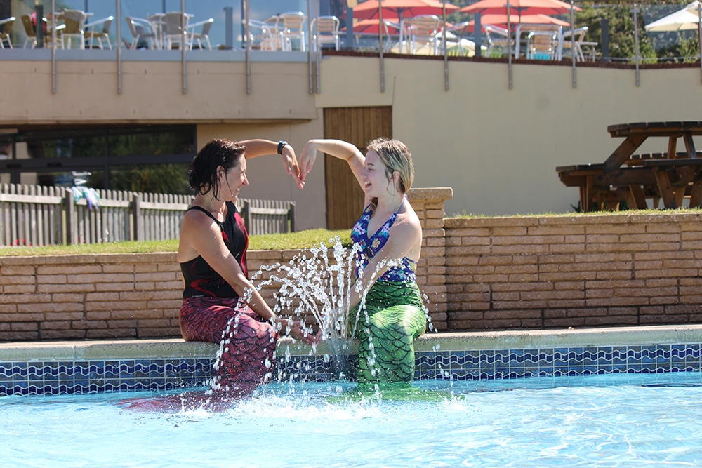 Mermaid Experience At Cofton Holidays - the best summer holiday activities