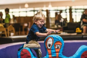 Soft Play Area for Kids at Cofton Holidays - Campsite Holidays Devon