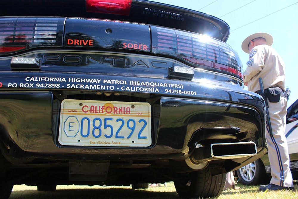 911 Car at Cofton American Car Show