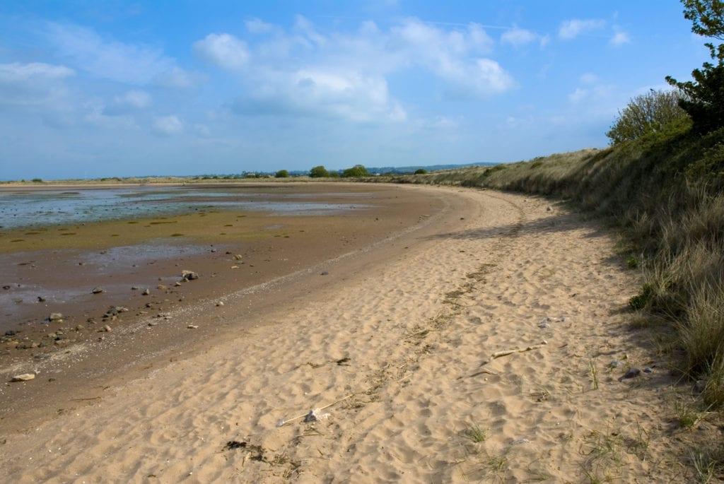 Sandy beach holiday - campsites in Devon