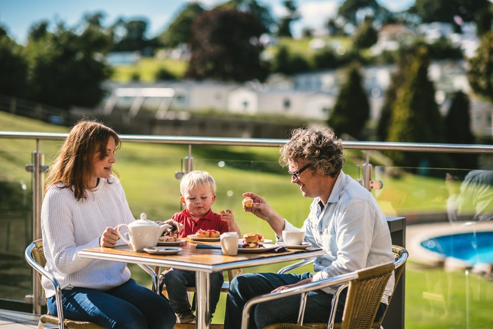 spring family holidays in devon