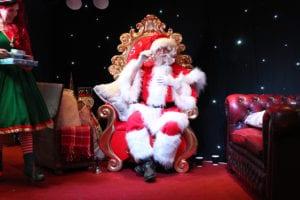 Father Christmas at Cofton 1