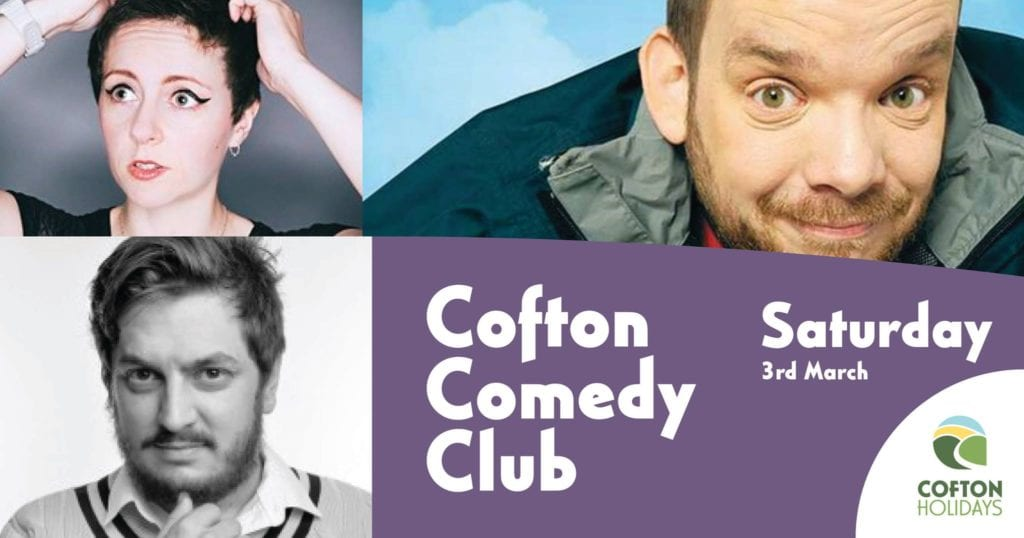 Cofton Comedy Club Night March 2018