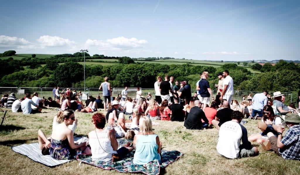 Occombe farm, beer festival, Torbay