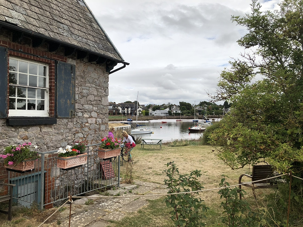 Lock Keepers Cottage Exe Estuary Trail