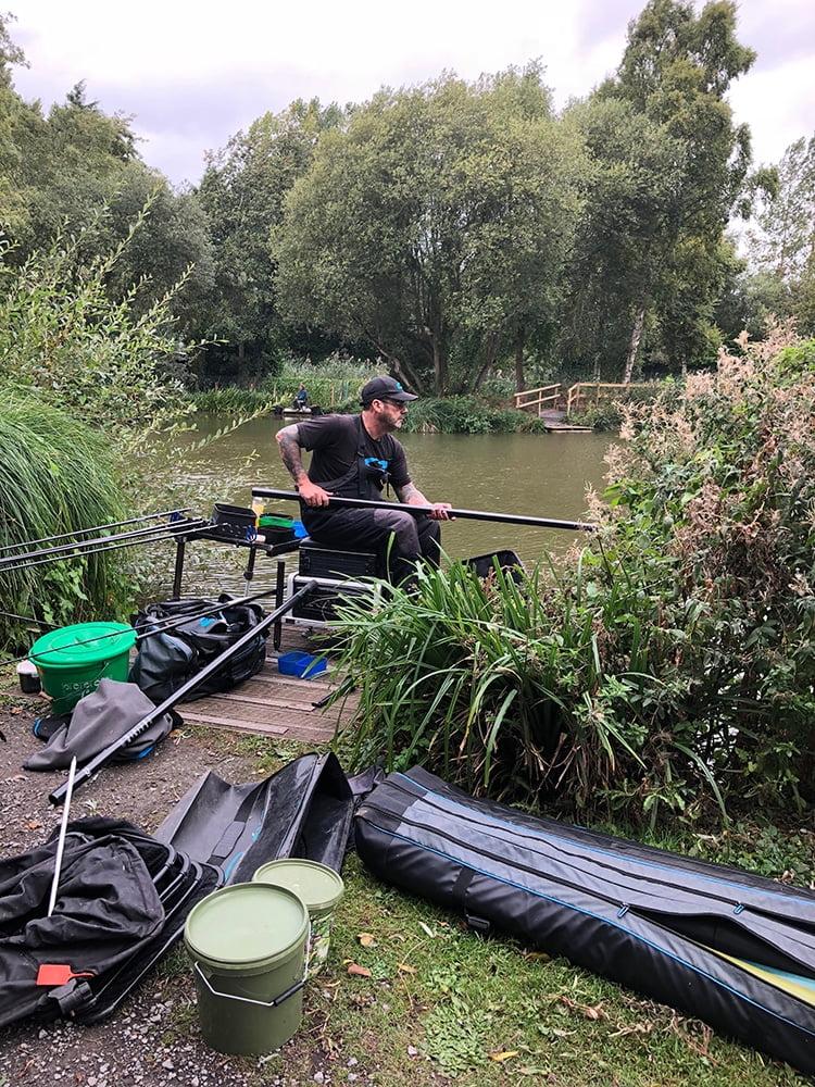 Coarse Fishing in Devon