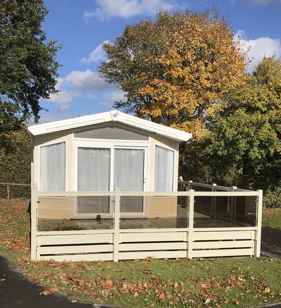 Holiday Home and Caravan for Sale in Devon