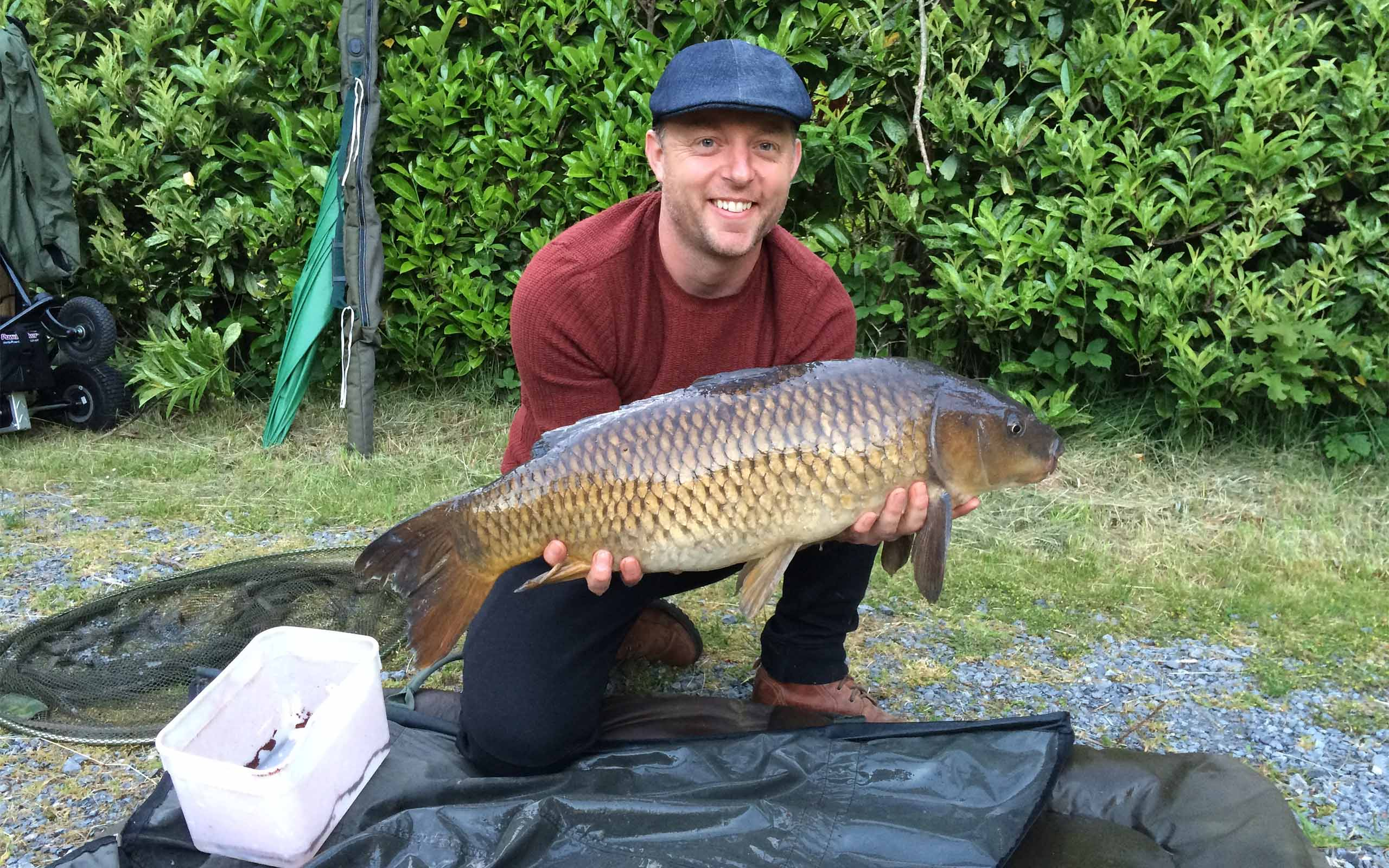 Big Carp Fishing Holidays UK