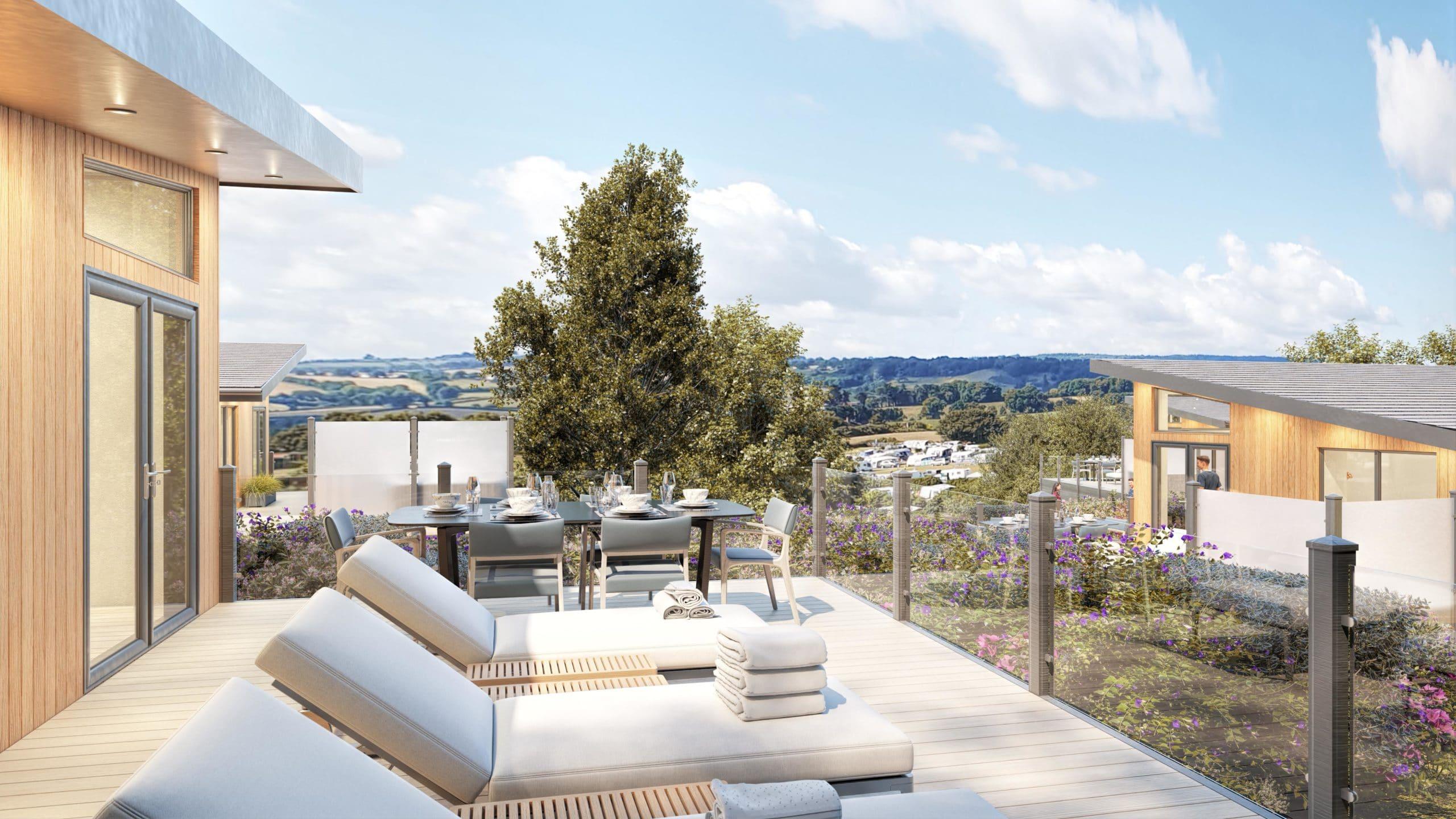 Luxury Lodge Holidays Devon 2
