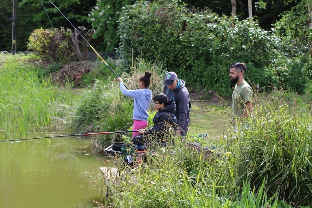 Family Fishing Lessons