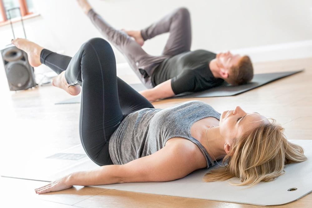 Pilates Fitness Class Dawlish