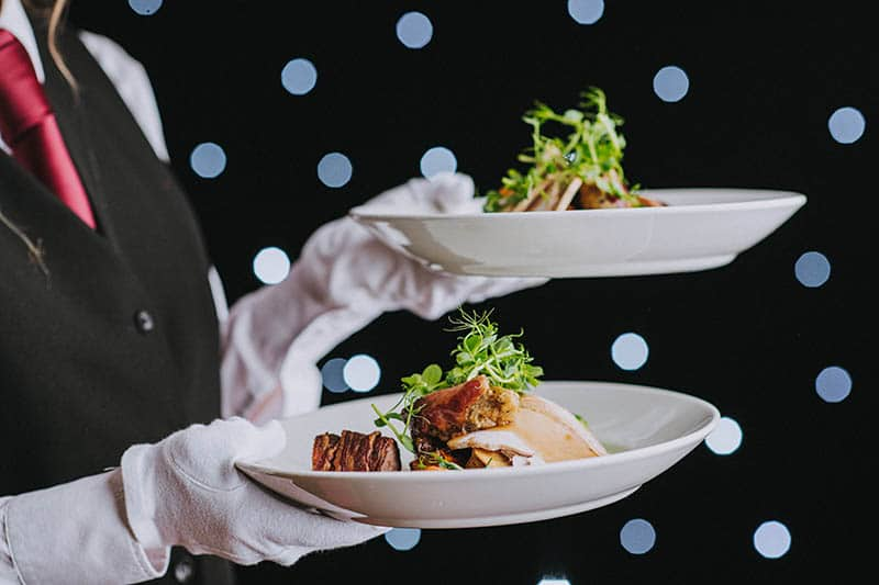Christmas Lunches near Exeter