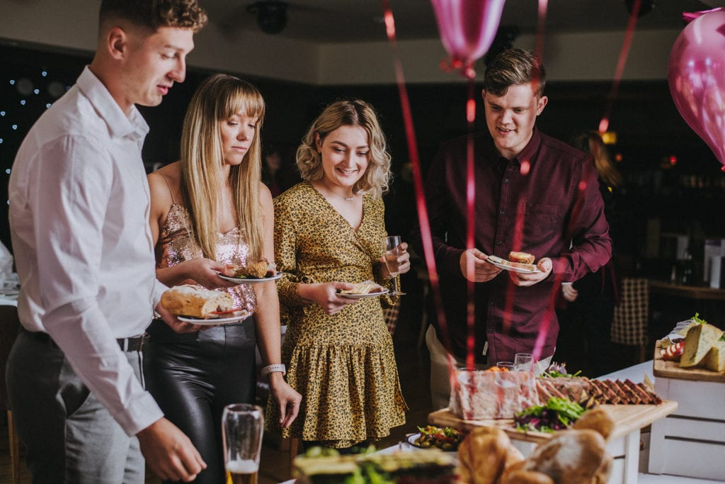 Parties and Functions at Cofton