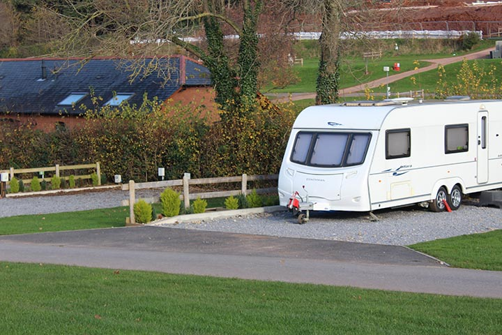 Winter Caravan Pitches 2