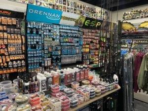 Tackle Shop at Cofton