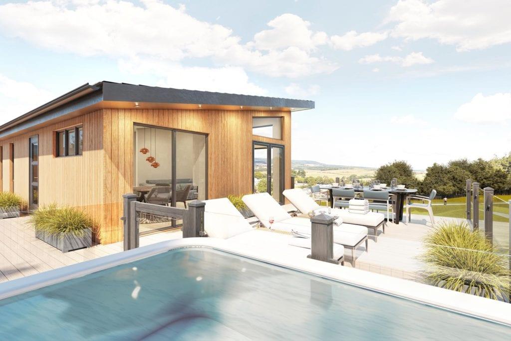Lodge Holidays in Devon