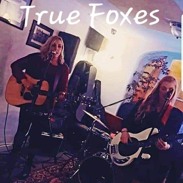 True foxes
