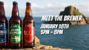 Meet the Brewer at Cofton