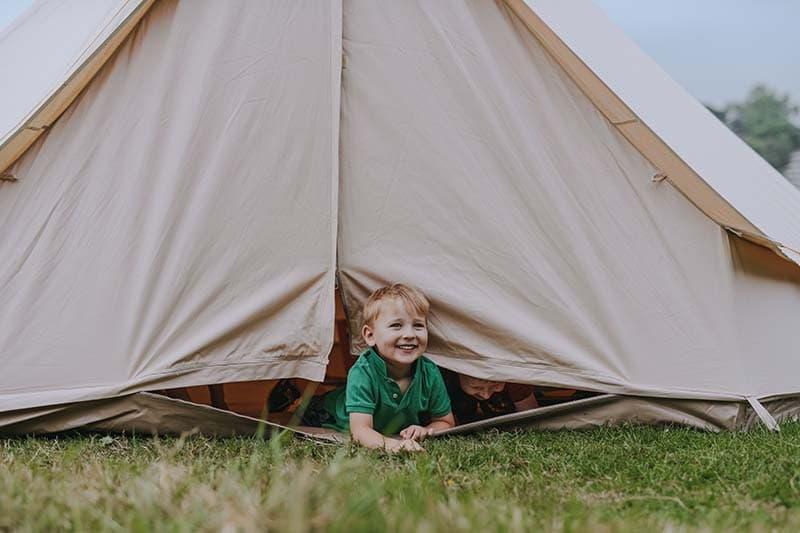 Camping Holidays in Dawlish