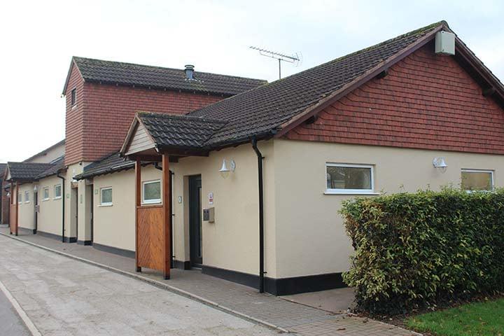Warm Heated Toilets for Caravan Sites in Devon
