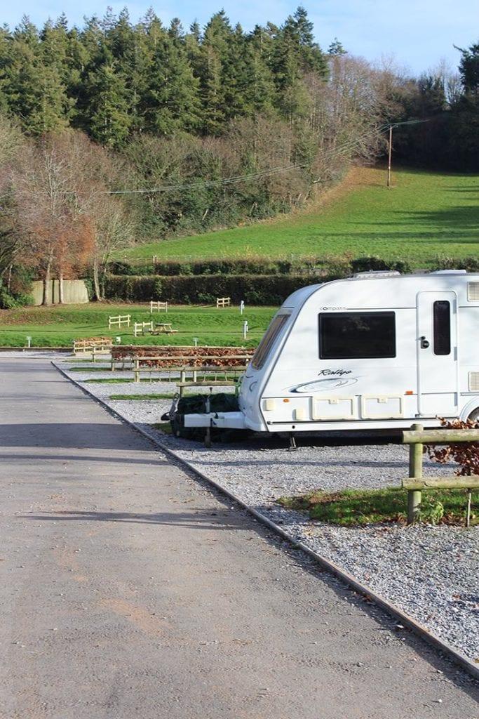 all year aroud Caravan Sites