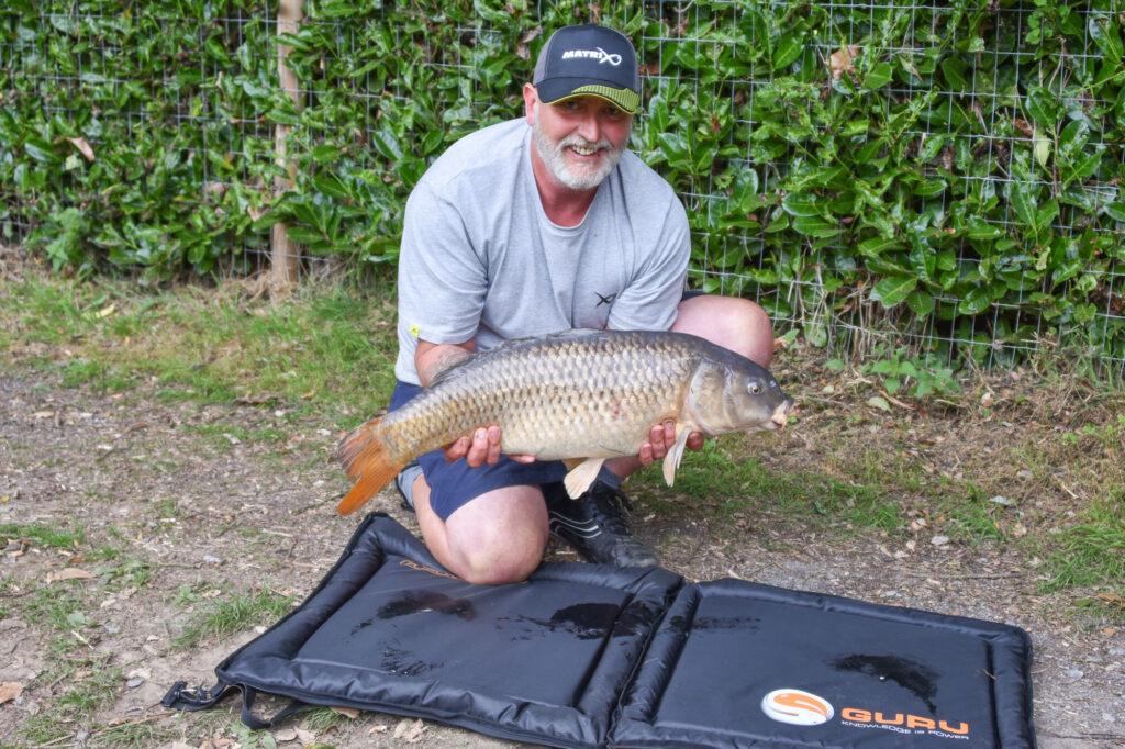 Darron Smith's catches biggest fish of the week
