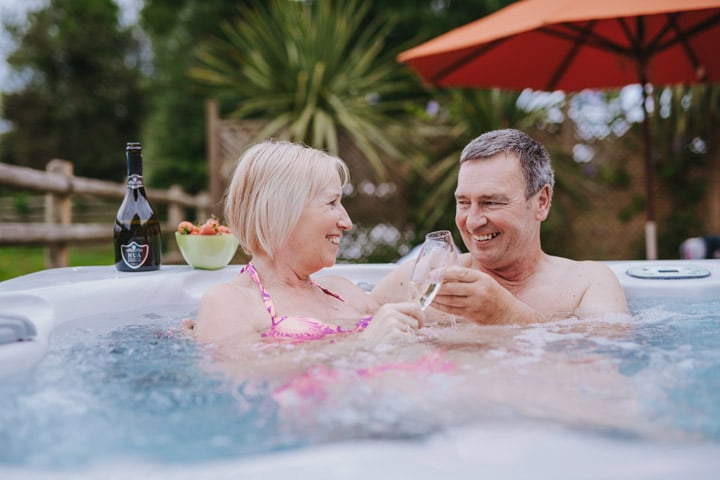 Weekend Breaks with Hot Tubs